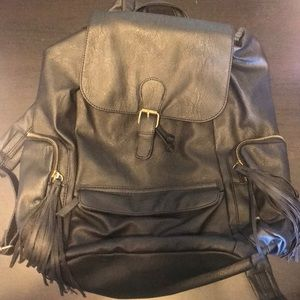Mossimo Black Bag